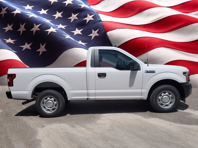 2020 Ford F-150 Regular Cab RWD, Pickup #L4490 - photo 1