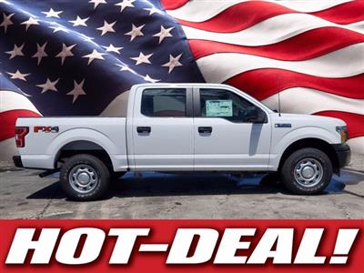 2020 Ford F-150 SuperCrew Cab 4x4, Pickup #L4540 - photo 1