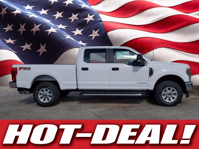 2020 Ford F-250 Crew Cab 4x4, Pickup #L4557 - photo 1