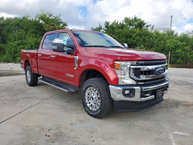 2020 Ford F-250 Crew Cab 4x4, Pickup #L4558 - photo 2