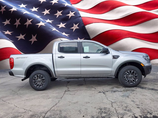2020 Ford Ranger SuperCrew Cab RWD, Pickup #L4598 - photo 1