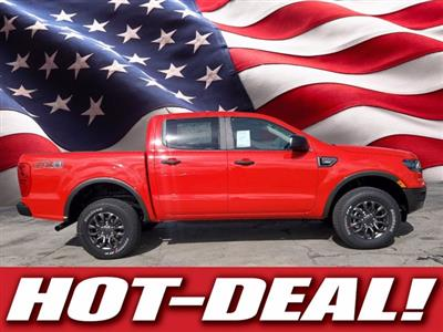 2020 Ford Ranger SuperCrew Cab 4x4, Pickup #L4599 - photo 1