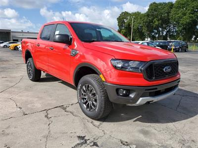 2020 Ford Ranger SuperCrew Cab 4x4, Pickup #L4599 - photo 2