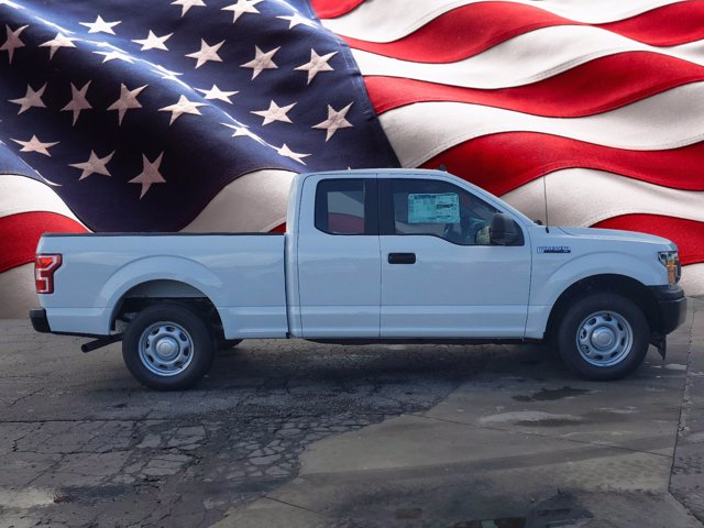 2020 Ford F-150 Super Cab RWD, Pickup #L4623 - photo 1
