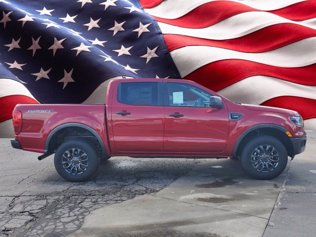 2020 Ford Ranger SuperCrew Cab RWD, Pickup #L4625 - photo 1