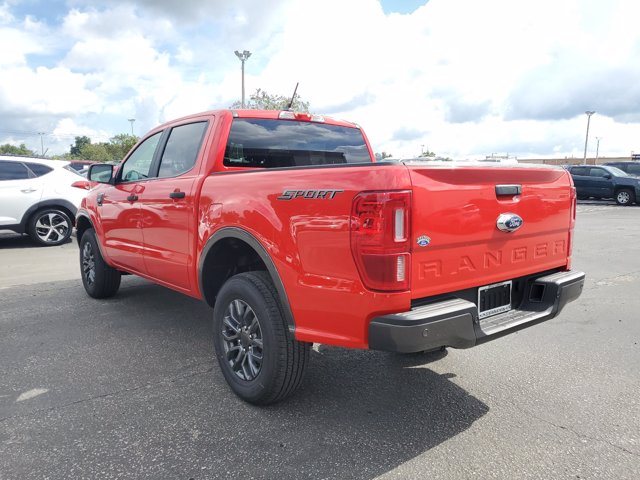 2020 Ford Ranger SuperCrew Cab RWD, Pickup #L4658 - photo 9