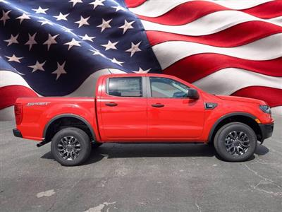2020 Ford Ranger SuperCrew Cab RWD, Pickup #L4658 - photo 1