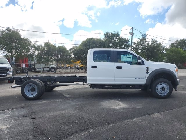 2020 Ford F-450 Crew Cab DRW 4x4, Cab Chassis #L4665 - photo 3