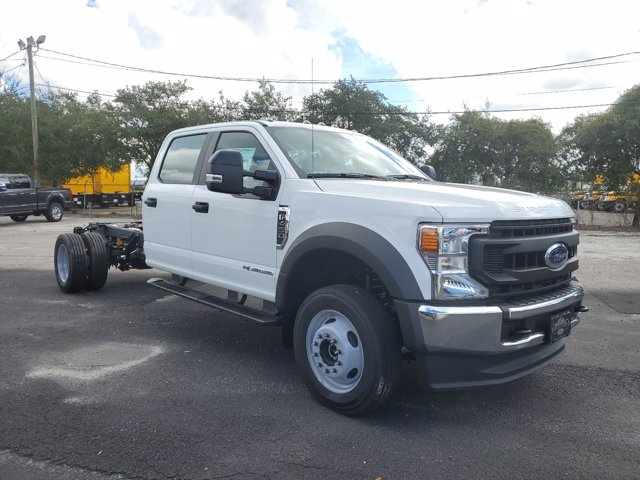 2020 Ford F-450 Crew Cab DRW 4x4, Cab Chassis #L4665 - photo 2