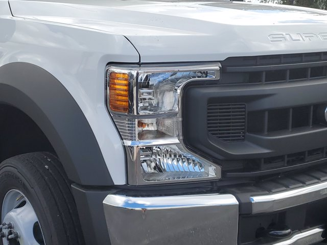 2020 Ford F-450 Crew Cab DRW 4x4, Cab Chassis #L4665 - photo 4