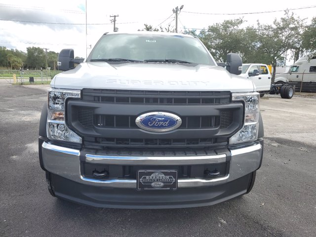 2020 Ford F-450 Crew Cab DRW 4x4, Cab Chassis #L4665 - photo 5