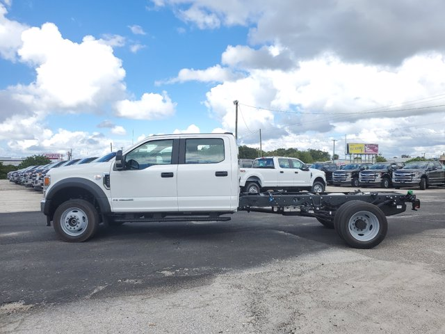 2020 Ford F-450 Crew Cab DRW 4x4, Cab Chassis #L4665 - photo 8