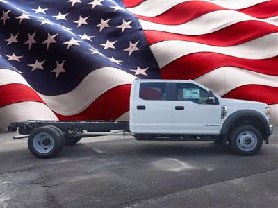 2020 Ford F-450 Crew Cab DRW 4x4, Cab Chassis #L4665 - photo 1