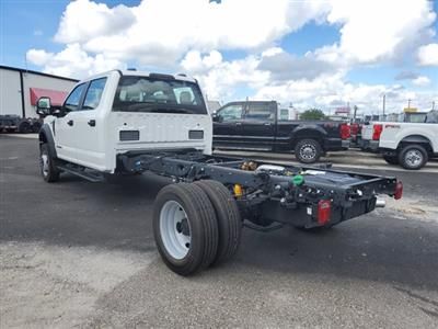 2020 Ford F-450 Crew Cab DRW 4x4, Cab Chassis #L4665 - photo 11