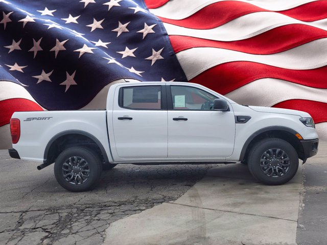 2020 Ford Ranger SuperCrew Cab RWD, Pickup #L4669 - photo 1