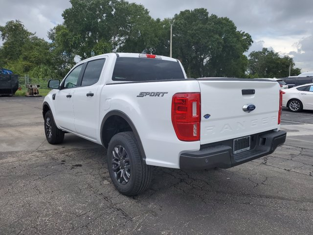 2020 Ford Ranger SuperCrew Cab RWD, Pickup #L4669 - photo 9