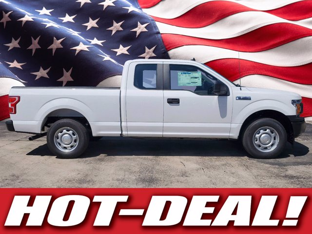 2020 Ford F-150 Super Cab 4x2, Pickup #L4680 - photo 1