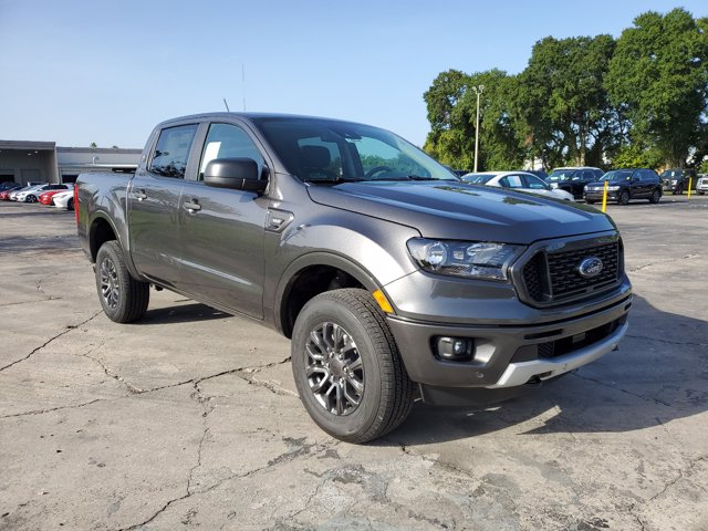 2020 Ford Ranger SuperCrew Cab RWD, Pickup #L4695 - photo 2