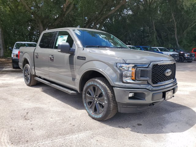 2020 Ford F-150 SuperCrew Cab 4x4, Pickup #L4833 - photo 2