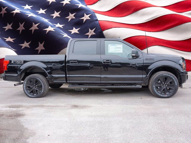 2020 Ford F-150 SuperCrew Cab 4x4, Pickup #L4843 - photo 1