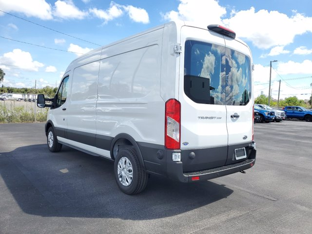 2020 Ford Transit 250 Med Roof RWD, Empty Cargo Van #L4949 - photo 10