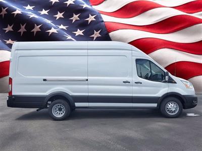 2020 Ford Transit 350 HD High Roof DRW RWD, Empty Cargo Van #L4994 - photo 1