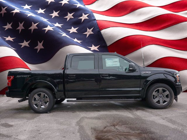 2020 Ford F-150 SuperCrew Cab RWD, Pickup #L5018 - photo 1