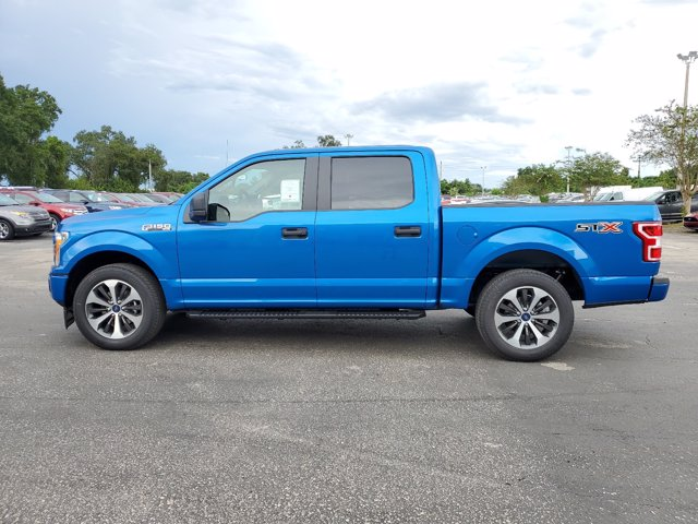 2020 Ford F-150 SuperCrew Cab RWD, Pickup #L5023 - photo 7