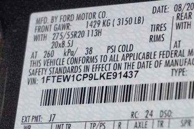 2020 Ford F-150 SuperCrew Cab RWD, Pickup #L5032 - photo 1