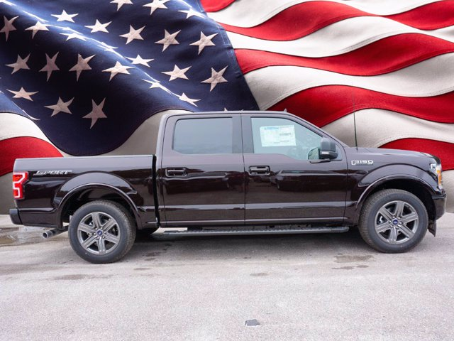 2020 Ford F-150 SuperCrew Cab RWD, Pickup #L5036 - photo 1