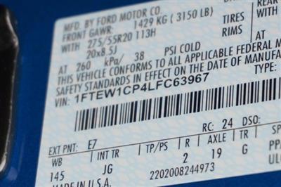 2020 Ford F-150 SuperCrew Cab RWD, Pickup #L5051 - photo 1