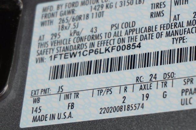 2020 Ford F-150 SuperCrew Cab RWD, Pickup #L5057 - photo 1