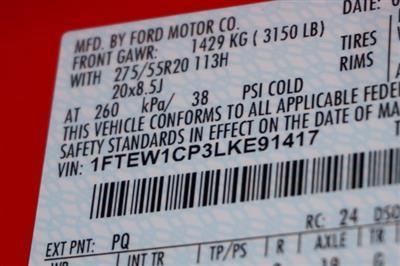 2020 Ford F-150 SuperCrew Cab RWD, Pickup #L5100 - photo 1