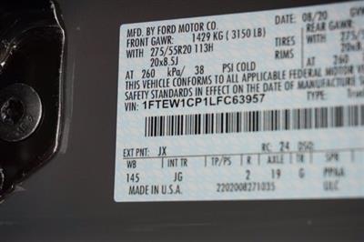 2020 Ford F-150 SuperCrew Cab RWD, Pickup #L5151 - photo 1
