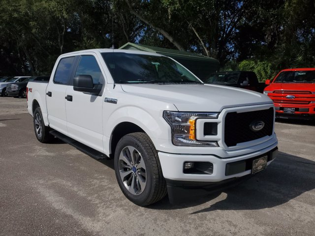 2020 Ford F-150 SuperCrew Cab RWD, Pickup #L5202 - photo 2