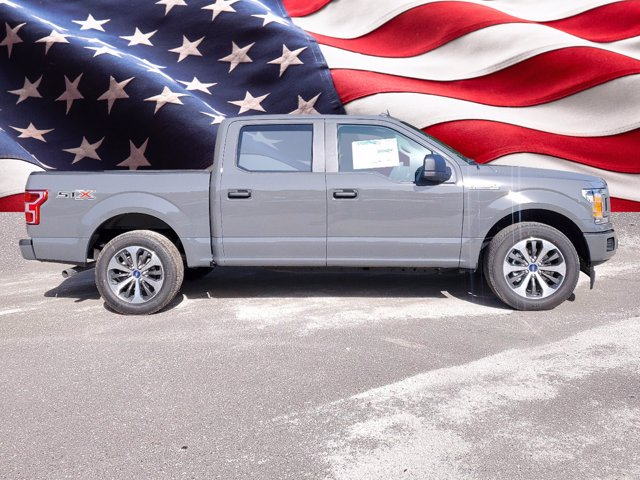 2020 Ford F-150 SuperCrew Cab RWD, Pickup #L5208 - photo 1
