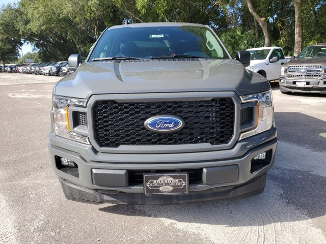 2020 Ford F-150 SuperCrew Cab RWD, Pickup #L5208 - photo 4
