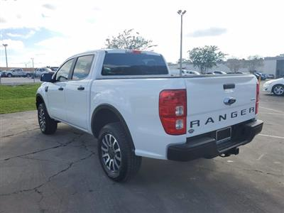 2020 Ford Ranger SuperCrew Cab 4x4, Pickup #L5212A - photo 9