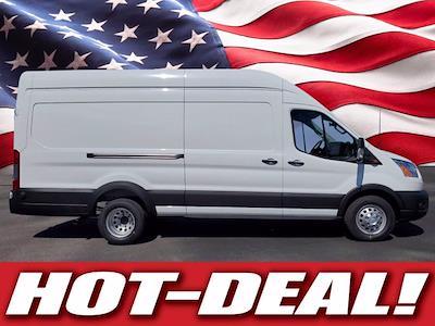 2020 Ford Transit 350 HD High Roof DRW 4x2, Empty Cargo Van #L5261 - photo 1