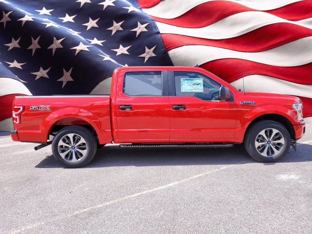 2020 Ford F-150 SuperCrew Cab RWD, Pickup #L5323 - photo 1