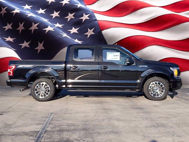 2020 Ford F-150 SuperCrew Cab RWD, Pickup #L5345 - photo 1