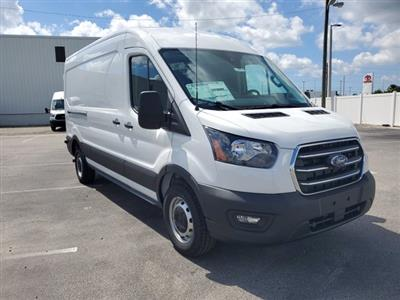 2020 Ford Transit 250 Med Roof RWD, Empty Cargo Van #L5374 - photo 3