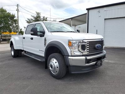 2020 Ford F-450 Crew Cab DRW 4x4, Pickup #L5524 - photo 2
