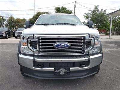 2020 Ford F-450 Crew Cab DRW 4x4, Pickup #L5524 - photo 4