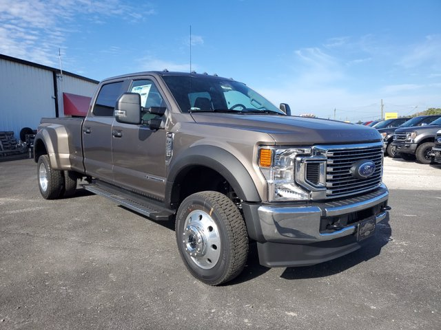 2020 Ford F-450 Crew Cab DRW 4x4, Pickup #L5527 - photo 2