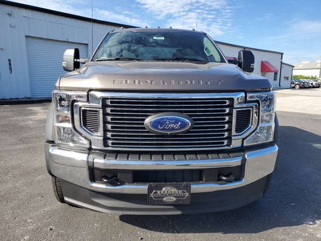 2020 Ford F-450 Crew Cab DRW 4x4, Pickup #L5527 - photo 4