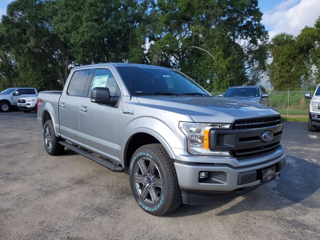 2020 Ford F-150 SuperCrew Cab 4x4, Pickup #L5576 - photo 2