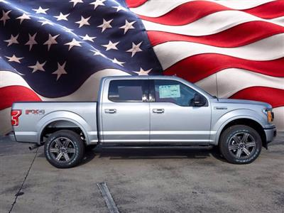 2020 Ford F-150 SuperCrew Cab 4x4, Pickup #L5576 - photo 1