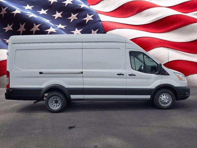 2020 Ford Transit 350 HD High Roof DRW RWD, Empty Cargo Van #L5578 - photo 1