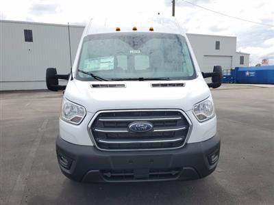 2020 Ford Transit 350 HD High Roof DRW RWD, Empty Cargo Van #L5578 - photo 5
